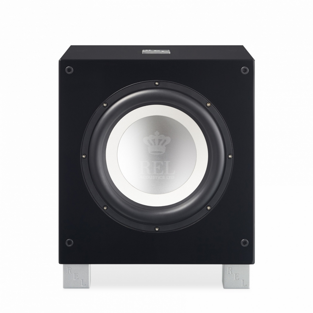 REL Acoustics T/9i (T9i) Active subwoofer with passive driver