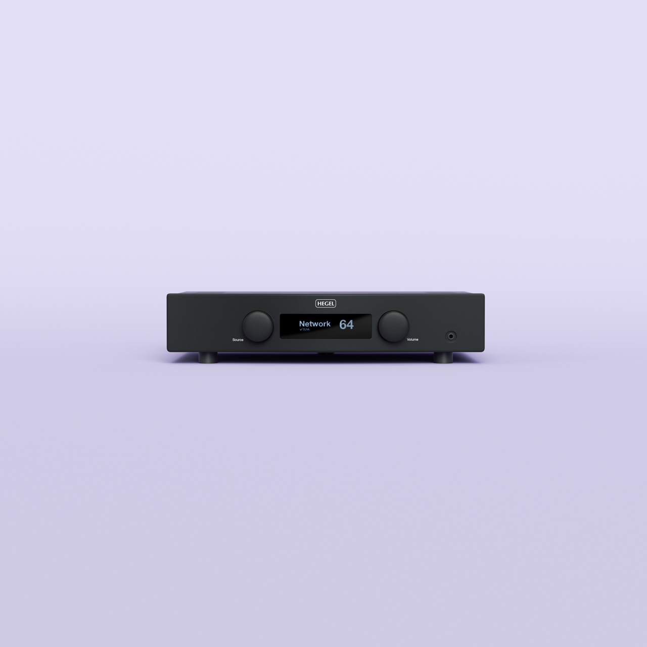 Hegel Rost Integrated amplifier stereo 75W with AirPlay