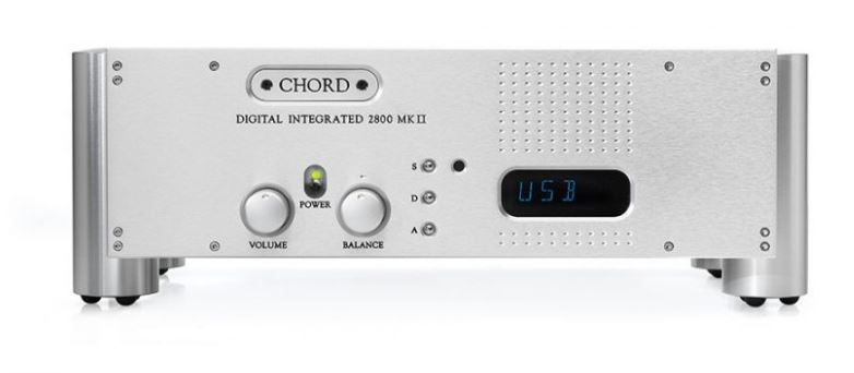 Chord CPM 2800 MkII (CPM2800) Integrated amplifier stereo 120W with DAC