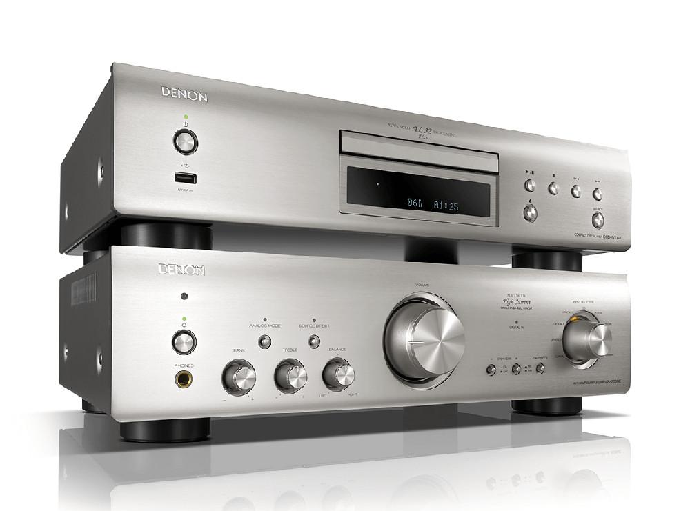 Denon DCD-800NE (DCD800NE) CD Player with DAC