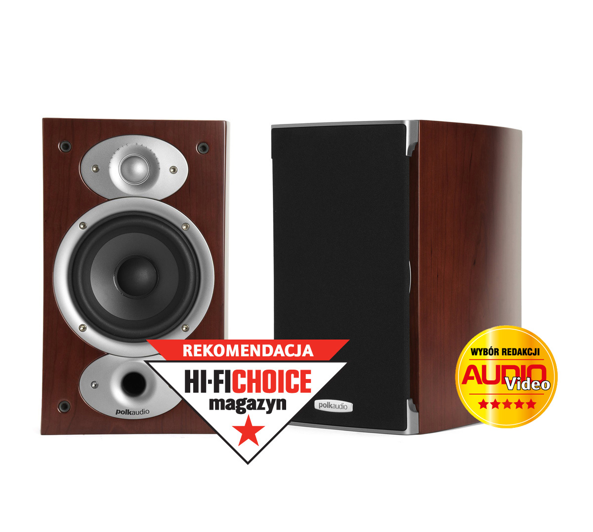 Polk Audio RTi A1 (RTiA1) bookshelf (surround) speakers ...